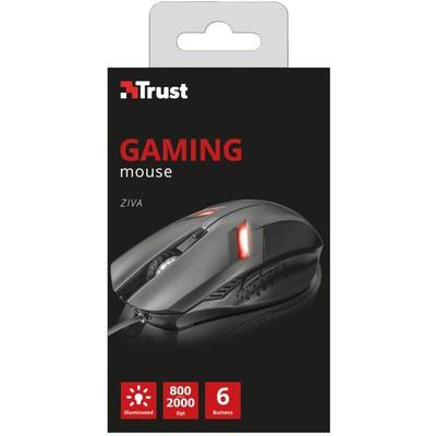Trust Ziva Kablolu Gaming Mouse (21512)