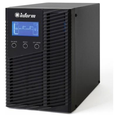 Inform 1kVa Sinus Evo LCD Kesintisiz Güç Kaynağı (SINUS-EVO-LCD-1KVA)