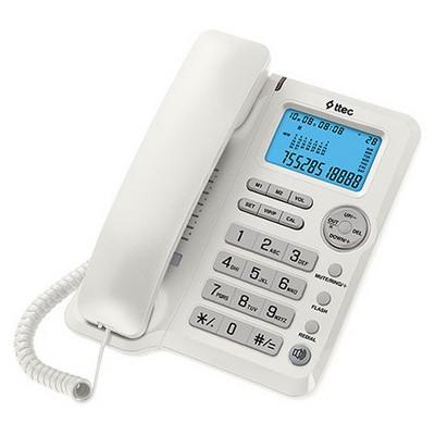 Ttec TK3800 Masaüstü Telefon Beyaz Kablolu Telefon