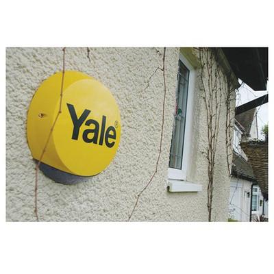 Yale Kablosuz Dış Siren Ünitesi Güvenlik Kamerası