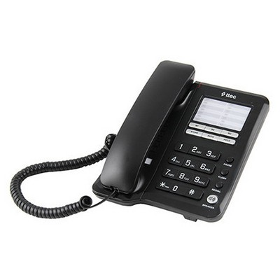Ttec TK2900 Kablolu Masa Üstü Telefon Siyah Kablolu Telefon