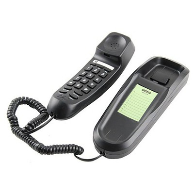 Sintech Duvar Telefonu Siyah Model Snt-819