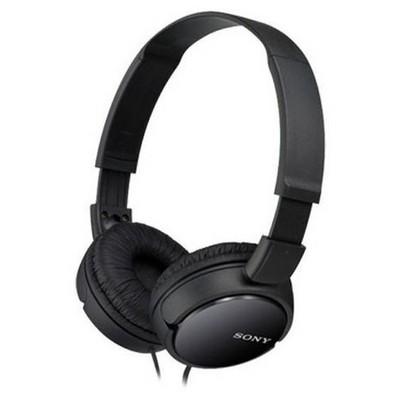 Sony MDR-ZX110AP-B Kafa Bantlı Kulaklık - Siyah