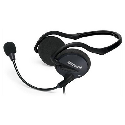 Microsoft 2aa-00009 Lıfechat Lx-2000 Mıkrofonlu Kulaklık Kafa Bantlı Kulaklık