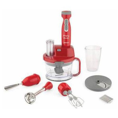 King K-968 Blendx Comple Blender Seti
