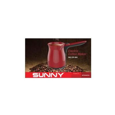 sunny-sn5czv04-sn5-czv-004-elektrikli-kahve-cezvesi-kirmizi