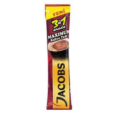 Jacobs Hazır Kahve 3'ü 1 Arada 12 Gr X 40 Adet