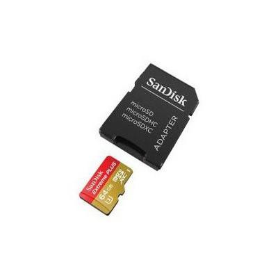 Sandisk Extreme Microsd Card 64gb W
