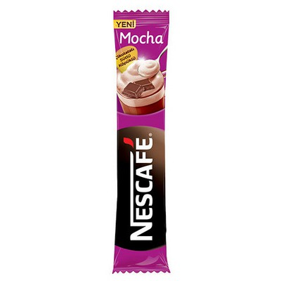 Nescafe Hazır Kahve Mocha 17 Gr 24 Adet