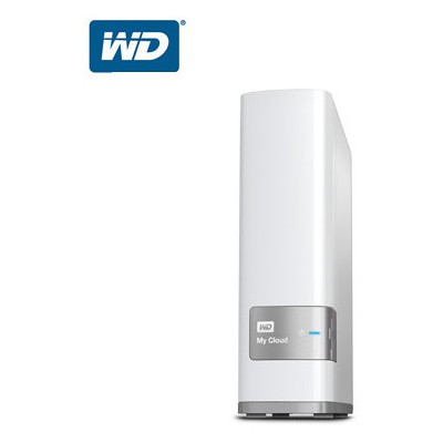 "WD My Cloud Wdbctl0080hwt, 3.5"", 8 Tb, Gigabit Ethernet, Usb3.0, Beyaz, Harici Sabit"