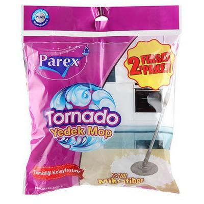 Parex Tornado Yedek Mop 2'li Paket