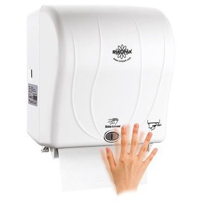 Rulopak R-1301b Sensörlü Kağıt Havlu Makinesi 26 Cm - Beyaz
