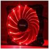 Dark Ultra Bright 15x Kırmızı LED Kasa Fanı (DKCCFB120R)