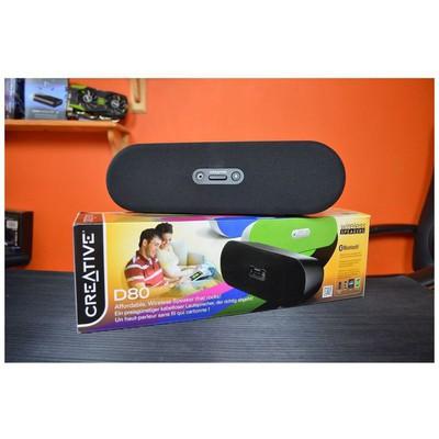 Creative  51mf8130aa002 D80 Kablosuz Bluetooth Speaker