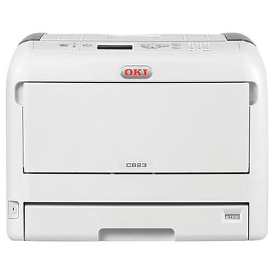 OKI C823n Renkli Lazer Yazıcı (46471514)