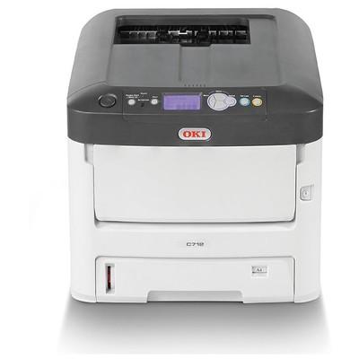 OKI C712dn Renkli Lazer Yazıcı (46551102)
