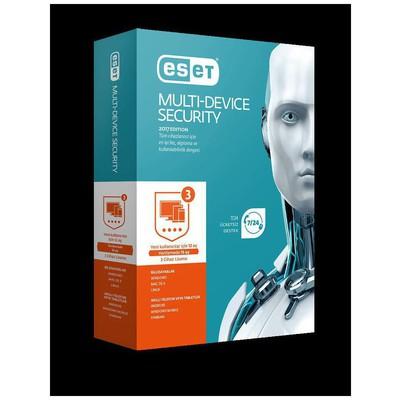 Eset 8697690850750 Multi-device Secuirty V10 3 Kullanıcı Kutu