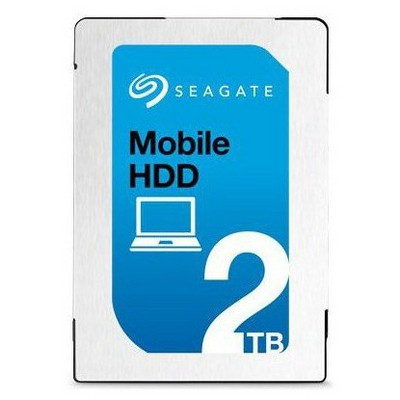 """Seagate 2tb 2.5"""" 5400rpm 128mb St2000lm007 - Outlet"""