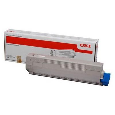 OKI Toner Magenta C833-843 -10000 Sayfa (non-eu) (46443114)