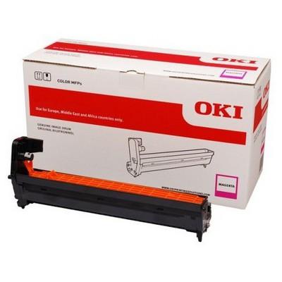 OKI 46507306 Kırmızı Drum - 30000 Sayfa