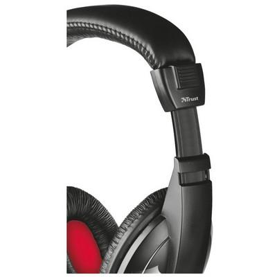 Trust 21668 Ahs-330 Mikrofonlu Kafa Bantlı Kulaklık