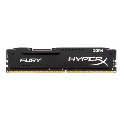 Kingston HyperX Fury Black 4GB CL14 DDR4 Bellek (HX421C14FB-4)