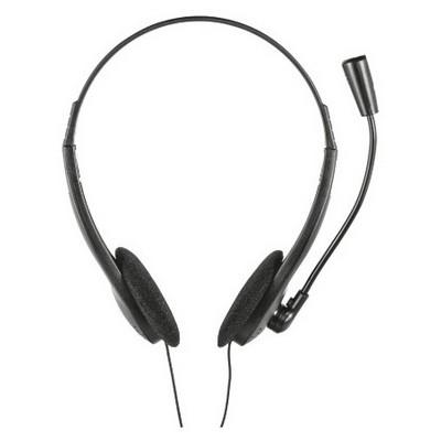 Trust 21665 Primo Mikrofonlu Kafa Bantlı Kulaklık