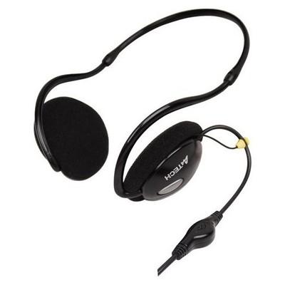 A4 Tech Hs-26 Mikrofonlu Kulaklık ( Enseye Takılan Tasarım ) Kafa Bantlı Kulaklık