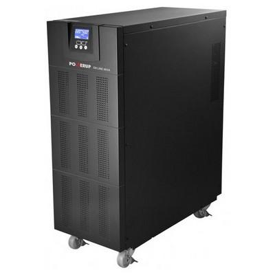 Powerup Ups-pot-1206 6 Kva Pro Serisi Onlıne Lcd Ups