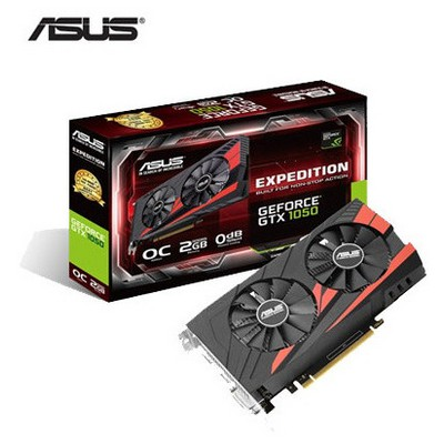 Asus Expedition GeForce GTX 1050 OC 2G Ekran Kartı