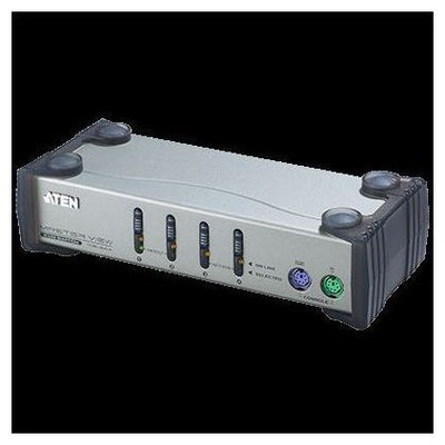 Aten Cs84ac-at Cs84ac-at 4 Port Ps/2 Kvm Switch KVM Switch