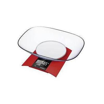 Premier PKS 293 Mutfak Tartısı - Kırmızı