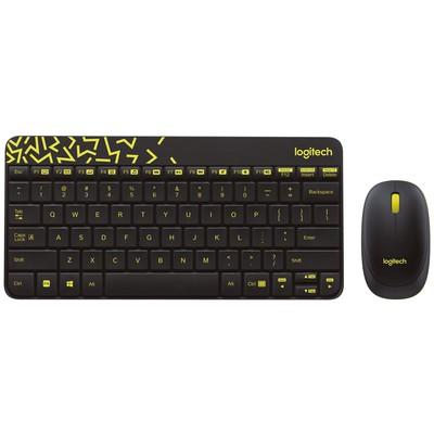 Logitech MK240 Wireless Combo Klavye ve Mouse Seti (920-008215)