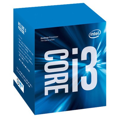 Intel Kaby Lake Core I3 7100 3.9ghz 1151 3m Hd630