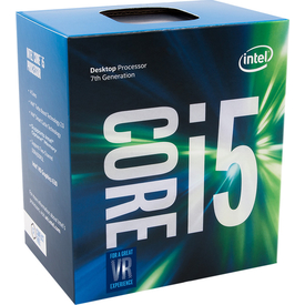 Intel Core I5-7500 1151p Box