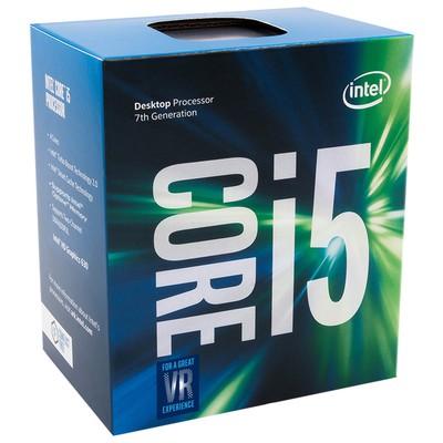 Intel Core i5-7400 Dört Çekirdekli İşlemci