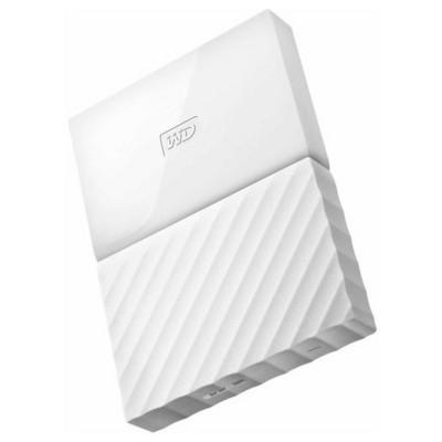 WD 1TB My Passport Taşınabilir Disk (WDBYNN0010BWT)