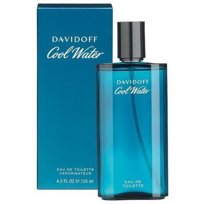 Davidoff   Cool Water Edt 125 Ml