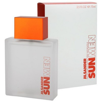 Jilsander Sun Men Edt 75 Ml
