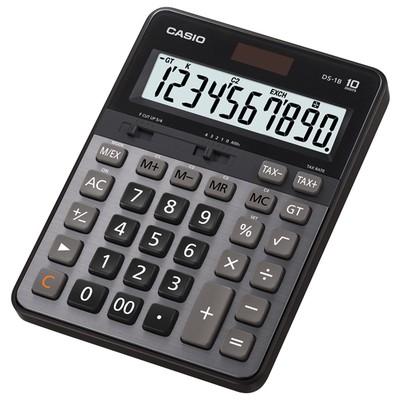 Casio DS-1B 10 HANE PROF. MASAÜSTÜ HESAP MAKİNESİ