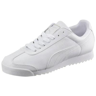 Puma 353572-21 Roma Basic Silver Erkek Spor Ayakkabısı 353572-21