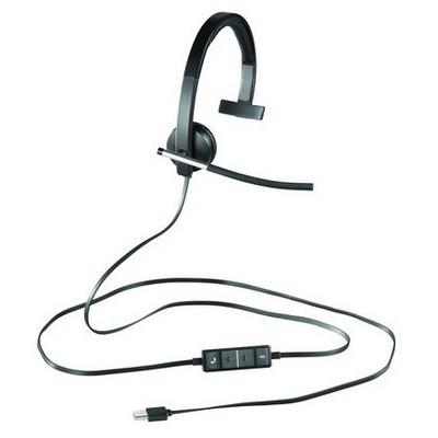 Logitech H650e Mono Usb Headset 981-000514 Kafa Bantlı Kulaklık