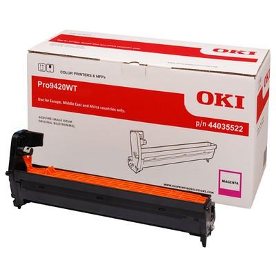 OKI  44035522 Kırmızı Drum - 20000 Sayfa