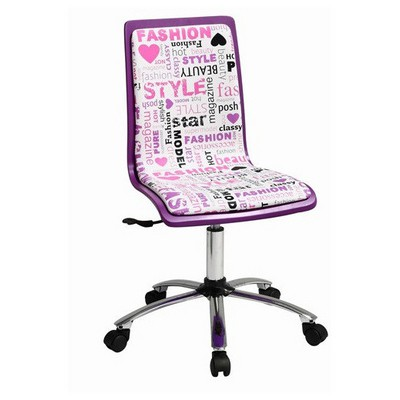 Handy-Mate Pop Art Çalışma Sandalyesi Chr-020-lb-1