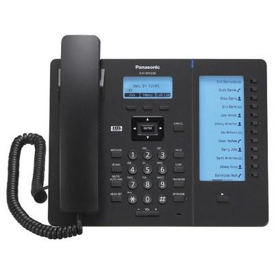 Panasonic KX-HDV230 Siyah IP SIP Masaüstü Telefon