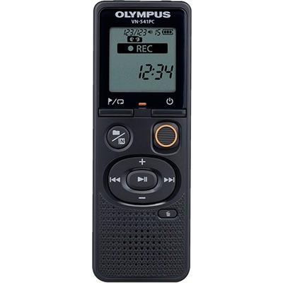 Olympus VN-541PC 4GB Dahili Bellek ile 1570 saate kadar kayıt imkanı Mikrofon