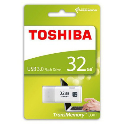 Toshiba 32GB Hayabusa 3.0 Flash Bellek (THN-U301W0320E4)