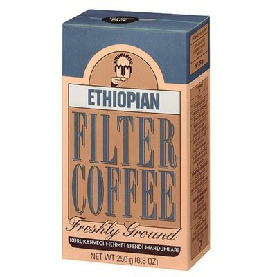 Mehmet Efendi Kurukahveci Ethiopian Filtre  250 g Kahve