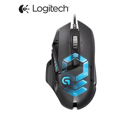 Logitech G502 Spectrum, Gaming , 910-004618 Mouse
