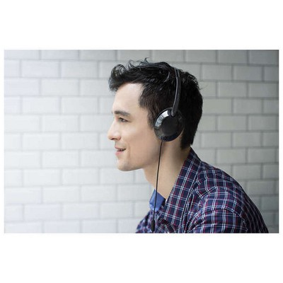 Philips Shl4405bk/00 Kafa Bantlı Mikrofonlu Kafa Bantlı Kulaklık